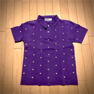 ランドリー(LAUNDRY)のLaundry 星刺繍 ポロシャツ S(ポロシャツ)