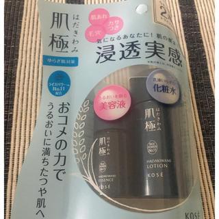 コーセー(KOSE)の肌極 2週間サイズ(化粧水/ローション)