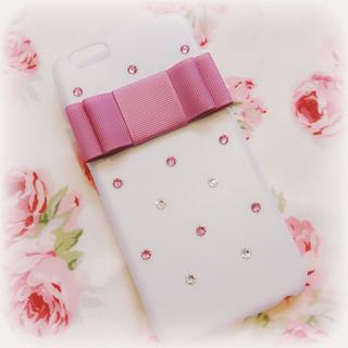 iphone6 リボン♡(スマホケース)