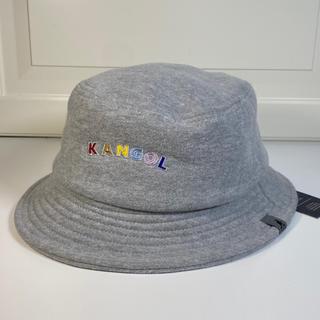 KANGOL - 新品未使用 KANGOL カンゴール帽子 バケットハット 送料無料