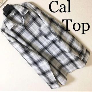 カルトップ(CALTOP)の◆Cal Top キャルトップ◆チェック シャツ チカーノ ヒップホップ 3XL(シャツ)