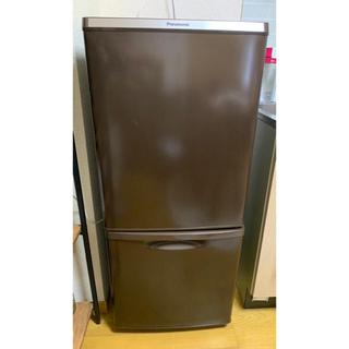 パナソニック(Panasonic)の冷蔵庫 Panasonic NR-B146W 本州送料込み(冷蔵庫)