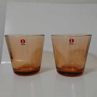 イッタラ(iittala)の【新品・未使用】カルティオ リオブラウン(グラス/カップ)