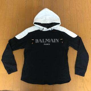 バルマン(BALMAIN)の早い者勝ち!BALMAIN パーカー(パーカー)