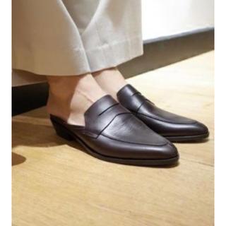 アパルトモンドゥーズィエムクラス(L'Appartement DEUXIEME CLASSE)のL'Appartement ローファー スリッポン サンダル(ローファー/革靴)