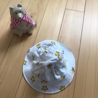 エックスガールステージス(X-girl Stages)のリバーシブル ハット 2歳くらい(帽子)