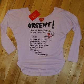 ヴィヴィアンウエストウッド(Vivienne Westwood)の新品 Vivienne WestwoodスクエアTシャツ(Tシャツ(長袖/七分))