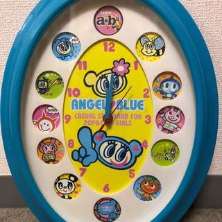 エンジェルブルー★掛け時計★新品★レア