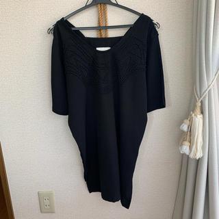 オキラク(OKIRAKU)のOKIRAKU 肩出しTシャツ(カットソー(半袖/袖なし))