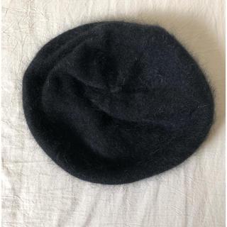 snidel - アンゴラベレー帽