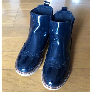 ザラキッズ(ZARA KIDS)のしゅぴねーと様専売ZARAレインブーツ2足(長靴/レインシューズ)