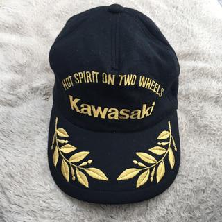 カワサキ(カワサキ)の帽子(キャップ)