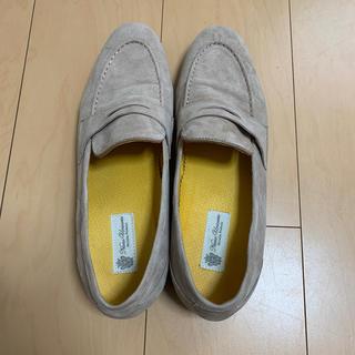 ナノユニバース(nano・universe)のnano・universeのスエードのメンズの靴(ドレス/ビジネス)