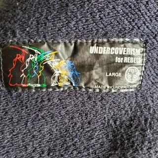 アンダーカバー(UNDERCOVER)のサイズL UNDERCOVER HAZE期 ショートパンツ ダイヤ刺繍(ショートパンツ)