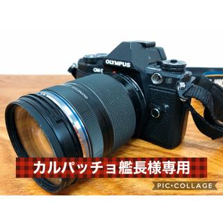 オリンパス(OLYMPUS)のOlympus オリンパス E-M5 Mark Ⅱ デジカメ ズーム レンズ(デジタル一眼)