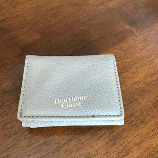 アパルトモンドゥーズィエムクラス(L'Appartement DEUXIEME CLASSE)のミニ財布 キャッシュレス 財布 (財布)