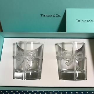ティファニー(Tiffany & Co.)の★ ティファニー   ボウグラス ペア リボン(タンブラー)