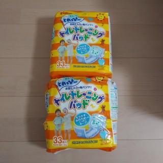 お取り置き中【新品未使用】トイレトレーニングパッド とれっぴー☆