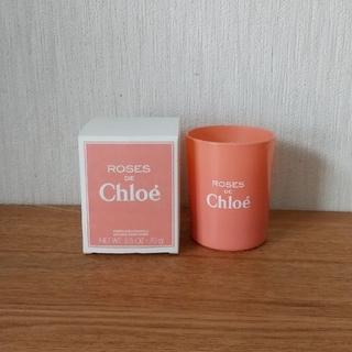 クロエ(Chloe)のROSES DE Choe  ローズ ド クロエ パフューム キャンドル(キャンドル)