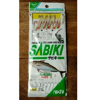 超ワンタッチ式サビキ(釣り糸/ライン)
