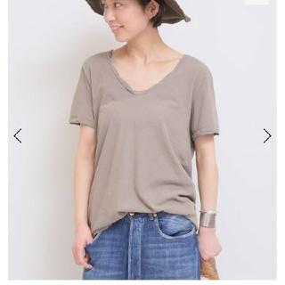 ドゥーズィエムクラス(DEUXIEME CLASSE)の【未使用】Deuxieme Classe Garment Dye T(Tシャツ(半袖/袖なし))