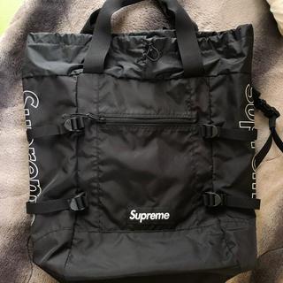 シュプリーム(Supreme)のsupreme Tote Backpack 19ss(バッグパック/リュック)
