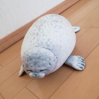 フェリシモ(FELISSIMO)の海遊館 ゴマ アザラシ ぬいぐるみ(ぬいぐるみ)