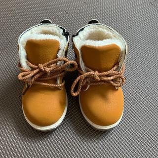 Timberland - 赤ちゃん 子供 ブーツ モコモコ ティンバーランド好きに