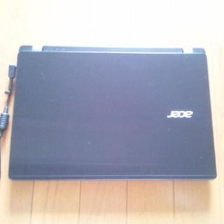 エイサー(Acer)のacer Aspire V3-372-N34D/K core i3 6100U(ノートPC)
