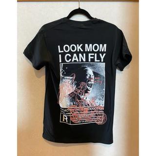 カクタス(CACTUS)のS travis scott  cuctus jack Tシャツ(Tシャツ/カットソー(半袖/袖なし))
