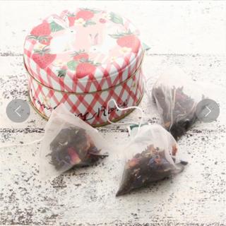 アフタヌーンティー(AfternoonTea)の定価1100円 利光春華さんxAfternoon Tea/ストロベリーローズ(茶)