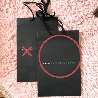 マークバイマークジェイコブス(MARC BY MARC JACOBS)のマークジェイコブス ショップ袋(ショップ袋)