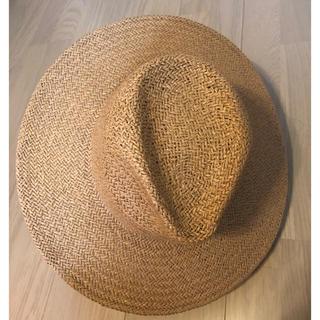 ルームサンマルロクコンテンポラリー(room306 CONTEMPORARY)の麦わら帽子 ストローハット(麦わら帽子/ストローハット)