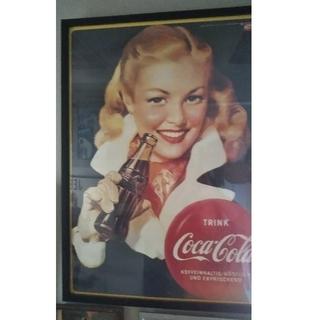 コカコーラ(コカ・コーラ)の(最終値下げ)コカ・コーラ クラシックポスター(その他)