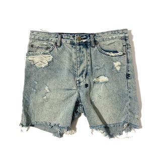 スビ(ksubi)のKsubi dagger dan denim shorts デニムショーツ(ショートパンツ)