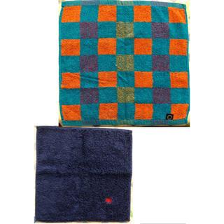 フランフラン(Francfranc)のハンドタオルとハンカチタオル(ハンカチ/ポケットチーフ)