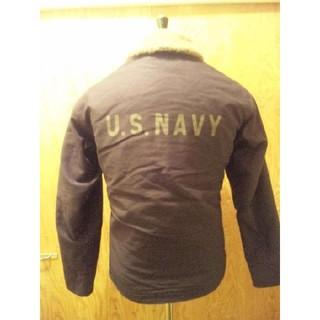 バズリクソンズ(Buzz Rickson's)のセール/バズリクソンズ/n-1/navy/40/br12030/東洋(ミリタリージャケット)