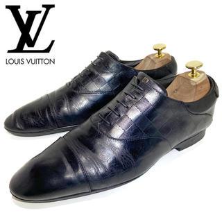 ルイヴィトン(LOUIS VUITTON)の◎ダミエ【LOUIS VUITTON】約26.5cm ビジネスシューズ 革靴 男(ドレス/ビジネス)