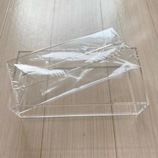 ムジルシリョウヒン(MUJI (無印良品))の無印良品 ティシューボックス(ティッシュボックス)