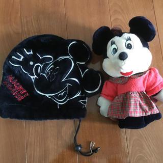 ディズニー(Disney)のアイアンカバーミッキーマウス(その他)