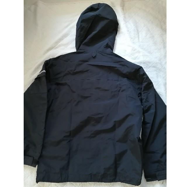 THE NORTH FACE(ザノースフェイス)のマウンテンパーカー 黒色 size85 海外正規品 THE NORTH FACE レディースのジャケット/アウター(ダウンジャケット)の商品写真