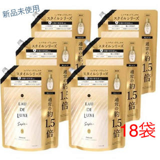 レノア オードリュクス  イノセント つめかえ用 特大サイズ 600ml*18袋(洗剤/柔軟剤)