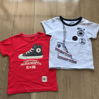 コンバース(CONVERSE)のストンプスタンプ コンバース tシャツ (Tシャツ)