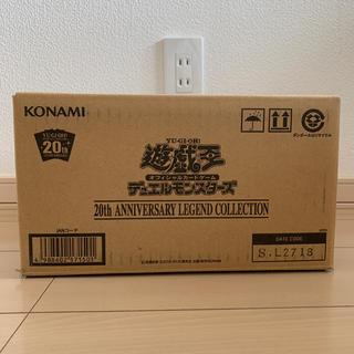 ユウギオウ(遊戯王)の20th ANNIVERSARY LEGEND COLLECTION 1カートン(Box/デッキ/パック)