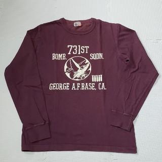 バズリクソンズ(Buzz Rickson's)のBUZZ RICKSON 長袖Tシャツ ロンT(Tシャツ/カットソー(七分/長袖))