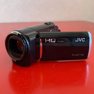 ケンウッド(KENWOOD)のJVC  ビデオカメラエブリオ GZ-HM450-B(ビデオカメラ)