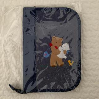 ファミリア(familiar)の【ゆき様専用】ファミリア 母子手帳入れ デニム 02サイズ(母子手帳ケース)