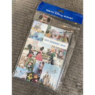 ディズニー☆2017実写スケジュール帳☆