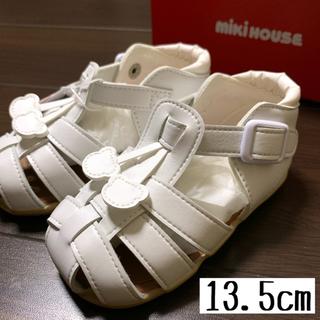 mikihouse - 13.5 今期モデル!定価11,000円