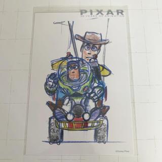 Disney - ピクサー展 ポストカード